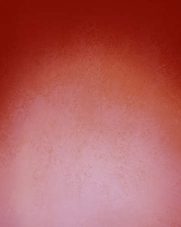worn: pastel pink background with dark red shadow border on top Stock Photo