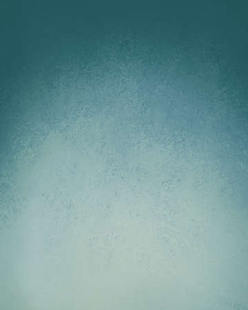 paper texture: pastel blue background with dark shadow border on top, elegant spring or Easter color concept Stock Photo
