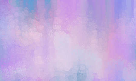 blotchy: soft blurred painted background in soft blue pink and purple colors with shiny out of focus glass texture or blurry bokeh lights Stock Photo