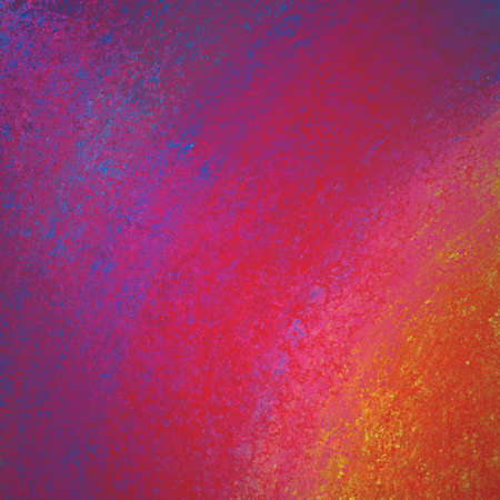 smeary: colorful grunge background texture in purple pink red blue and gold paint