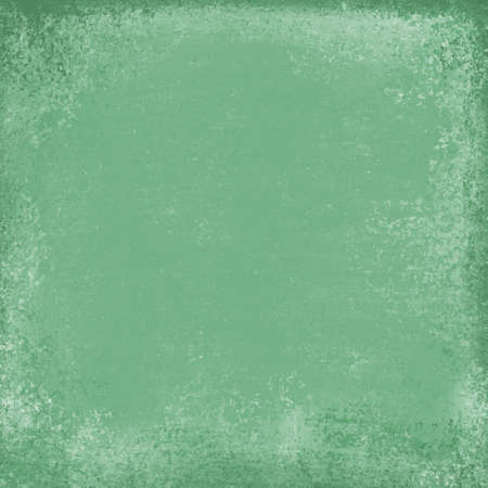 sheet of paper: vintage green background