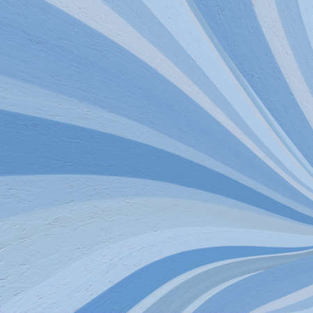 blue grey and white abstract background with curving wavy stripe design and texture