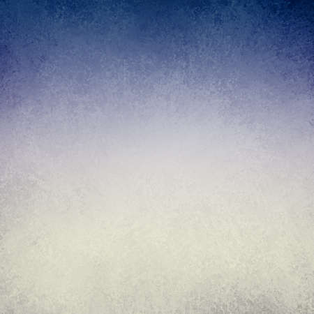 paints: blue blurred border on yellowed white background with vintage texture