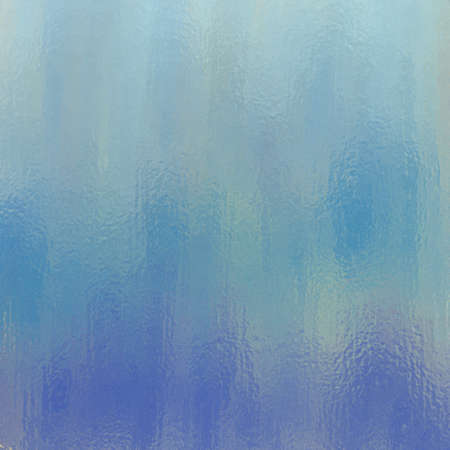 paints: gradient faded blue and purple background with distressed shiny foil texture
