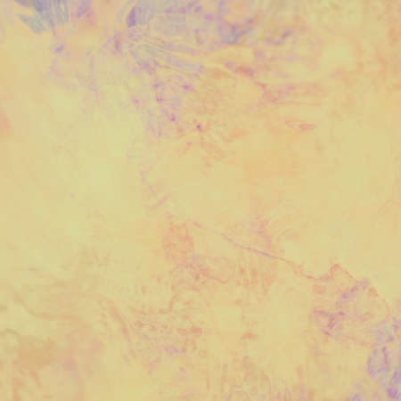 paints: marbled textured background, glossy glass pattern of wavy texture shapes, yellow gold color with purple and blue accents