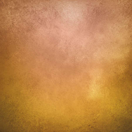 rusty background: vintage gold background texture