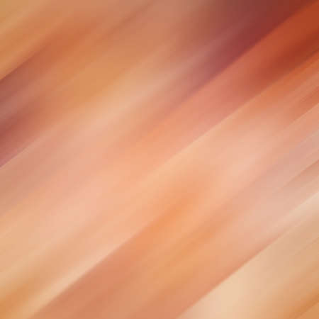 cover: autumn colors in striped motion blurred background, warm hues of orange peach yellow red and cream in shiny elegant background design Stock Photo