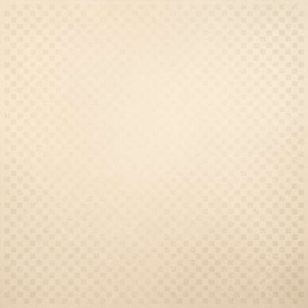 book: faint white background pattern design, small square blocks of light brown or beige on off white paper, macro or detail faded graphic art design canvas, checkerboard or checkered pattern