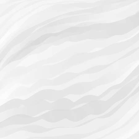 squiggles: white and gray background with abstract rippled layers or stripe design in flowing streaks of light colors