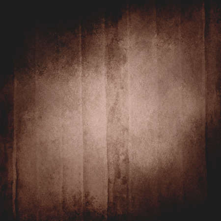 paints: vintage striped background in dark brown coffee color with grunge distressed texture design
