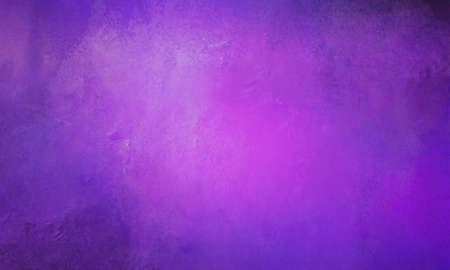 Abstract purple background with shiny metallic surface with pitted scuff marks and vintage texture