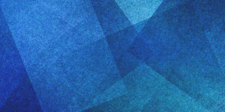 textured: abstract sapphire blue and light blue background, fine textured squares and blocks in random overlapping pattern with copyspace
