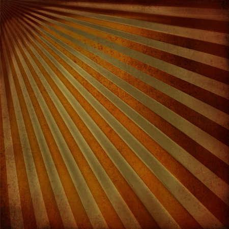 metal retro starburst design illustration Stockfoto
