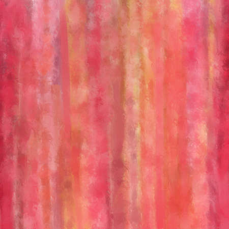 red wallpaper: faded watercolor style painted background design in pink orange purple and yellow gold colors with grungy smeared texture