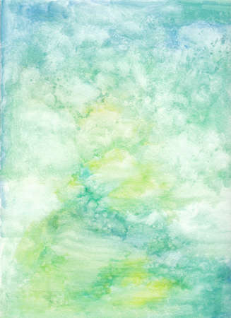 hand painted watercolor background Фото со стока - 88112397