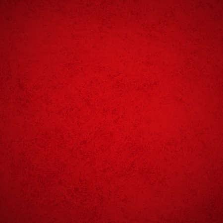 wyblakłe czerwone tło z malowane ściany lub płótnie tekstury projektu