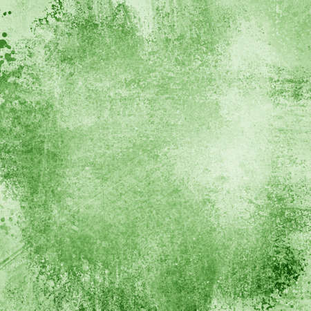 green and white background grunge, lots of textured peeling rusted paint spatter in shabby distressed vintage texture