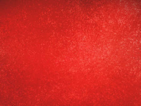 Abstract Red Background Christmas Color Vintage Grunge Texture Aged Distressed Solid Wall Wallpaper