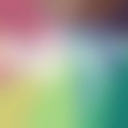 blurred background in soft blurry colors of pink yellow blue green and burgundy pink