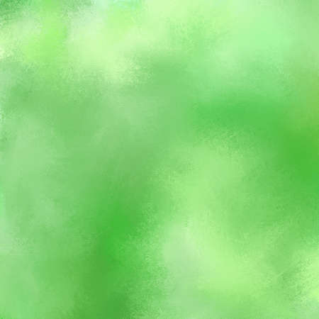 bright cloudy green and white background design with blur and grunge texture Stock Photo