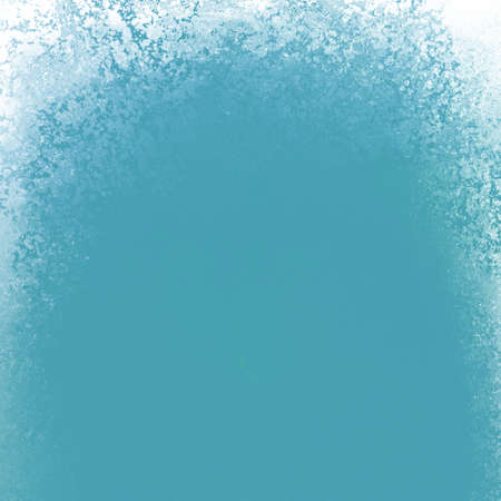 blue background with white border with grunge texture design Standard-Bild - 114142354