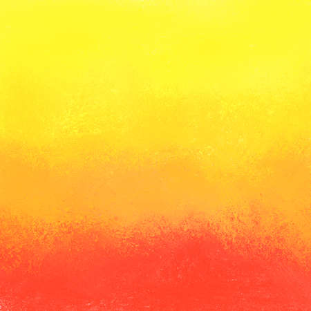 Brilliant hot and fiery yellow orange and red background, warm colors in blurred striped grunge texture