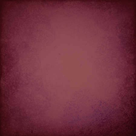 old elegant burgundy pink purple and black background with textured grunge border design in classy dark colors Standard-Bild - 115498667