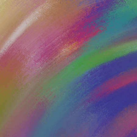 colorful smeared colors in an abstract background design, colors of blue purple pink green and white Standard-Bild - 116801042