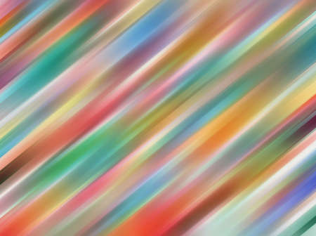 colorful motion blur background design with streaks of blue green red pink orange yellow and white in an abstract diagonal striped pattern Standard-Bild - 116801048
