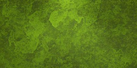 Green textured background with rock or stone grunge design, St Patricks day green background Standard-Bild - 116801113