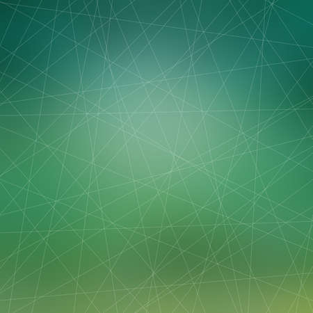 blue green blurred abstract background with lots of tiny white lines in random intersecting pattern Standard-Bild - 116801121