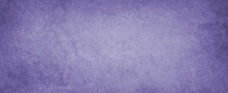 Beautiful purple background with cracked stone or metal texture grunge with faint vignette border Foto de archivo