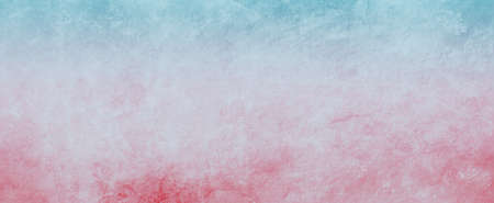 old white paper or parchment background illustration with grunge texture and faded red and blue borders, old faint July 4th design