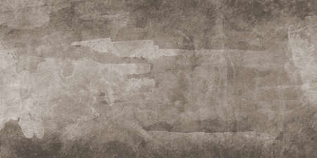 Brown gray paint background with soft watercolor wash and grainy paper texture in sepia color background design, distressed paint spatter and grunge with fringe bleed