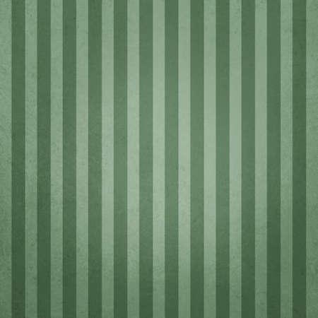 Elegant dark pin striped green vintage textured design.