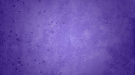 old dark purple vintage background with distressed grunge texture and paint spatter in abstract color design, elegant website wall or paper illustration