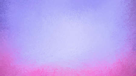 abstract purple background with smeared old grunge textured hot pink border design Stock Photo