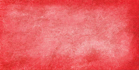 Red background texture, abstract Christmas holiday color paper with old vintage grunge textured design