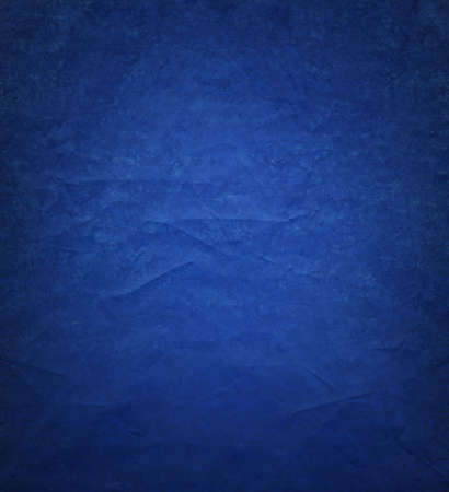 Blue background paper with ripped distressed old grunge texture in elegant vintage design Stok Fotoğraf