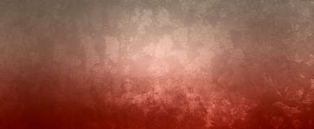 gold and beige background with red grunge textured border and shiny elegant metal foil design Stock Photo