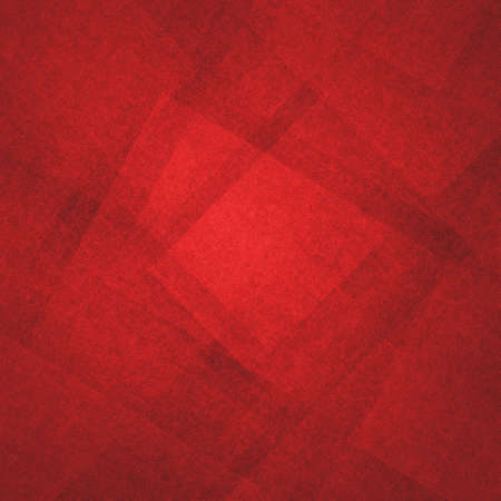 abstract triangle shapes red background with texture Stok Fotoğraf