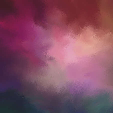 abstract burgundy pink mottled blurred background paint in soft beautiful colors and texture
