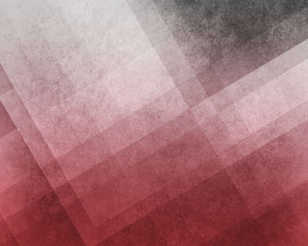 abstract pink white and black background white striped pattern and blocks in diagonal lines with vintage pink texture Stok Fotoğraf