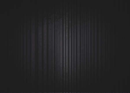 black striped background, abstract irregular vertical stripe pattern with dark grunge borders and texture, classy black website background design for elegant detailed textured style