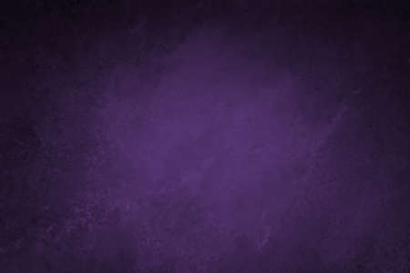 purple background with black border and grunge texture, elegant rich fancy background wall