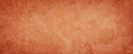Orange background with vintage texture, abstract solid elegant marbled textured paper design Stok Fotoğraf