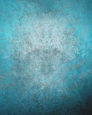 abstract blue background dirty messy sponge vintage grunge background texture layout, distressed old worn texture cement wall background paint, blue paper graphic art image for website design or app