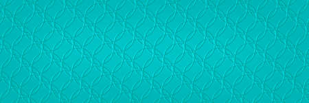 Abstract light blue background with texture pattern of faint detailed overlapping circles or rings in classy elegant 3d metal or embossed foil paper decoration, business card or website backgrounds 免版税图像