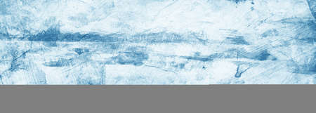 Abstract vintage blue and white background pattern with texture and painted old grunge pattern 免版税图像