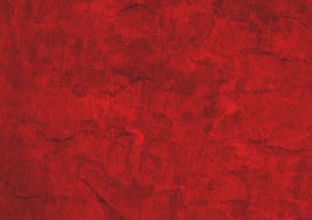 Red Christmas background with vintage texture, abstract solid elegant textured paper design with scratches and marbled rock texture 免版税图像